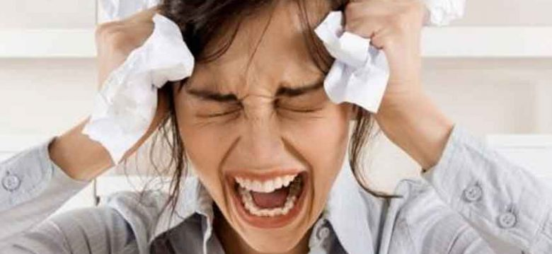 El estrés agudo es la forma más común…