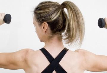 Como obtener brazos tonificados y fuertes