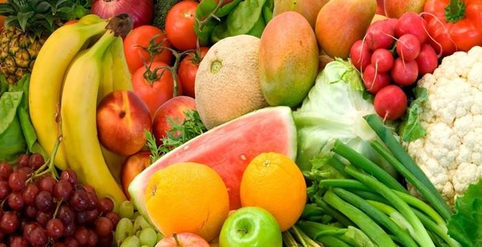10 razones para comer frutas y verduras