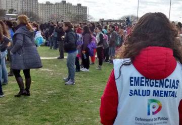 La Defensoría presente en el Indoamericano por el Día del Niño
