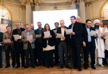 Encuentro de Diálogo Interrreligioso en la legislatura