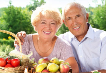 Dieta y ejercicios para personas mayores de 50 años
