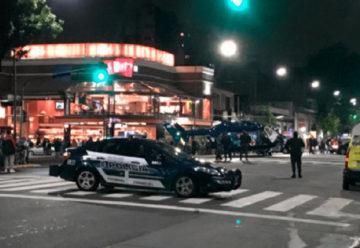 Matan a un policía en un enfrentamiento con motochorros