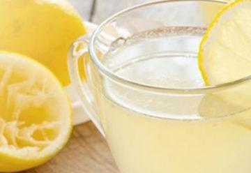 ¿Probaste con un limón en ayunas?