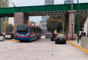 La ciudad habilito  la segunda etapa del Metrobús Norte