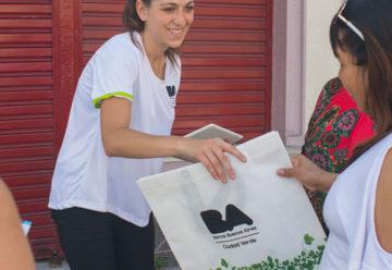 Donde conseguir las EcoBolsas en la comuna 7