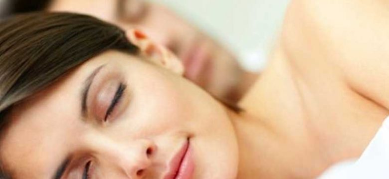 Ejercicios de relax para dormir mejor de noche