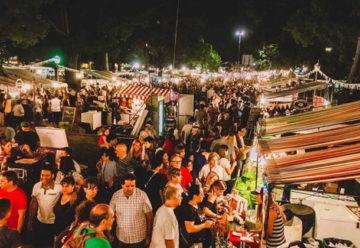 Buenos Aires Market vuelve a Parque Chacabuco y de noche