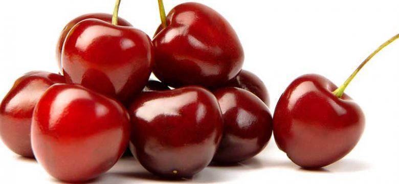 Las cerezas ayudan a bajar el ácido úrico