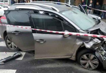 Persecución policial de Pompeya a Flores