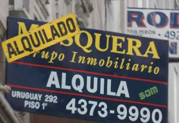 Denuncia contra inmobiliarias por incumplimiento de la Ley 5115
