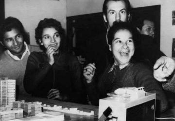 50 años del Instituto de la Vivienda de la Ciudad