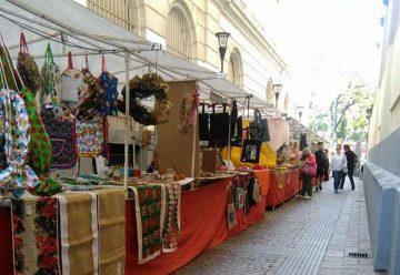 Eventos en el Paseo de los Artesanos del Pasaje Salala