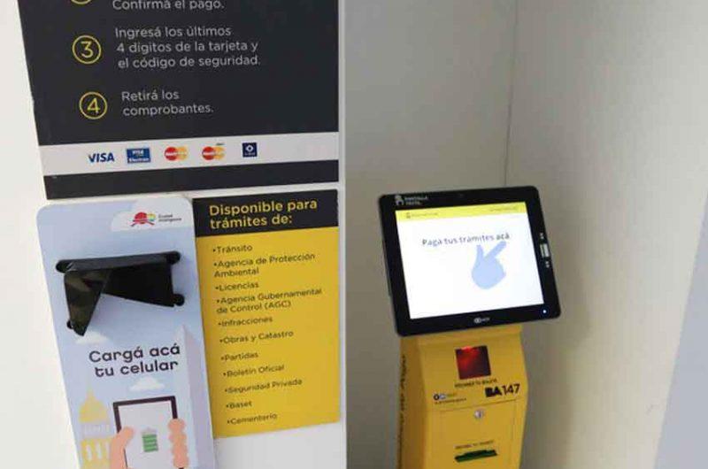 Nuevas Terminales de Pago Automático en la sede comunal