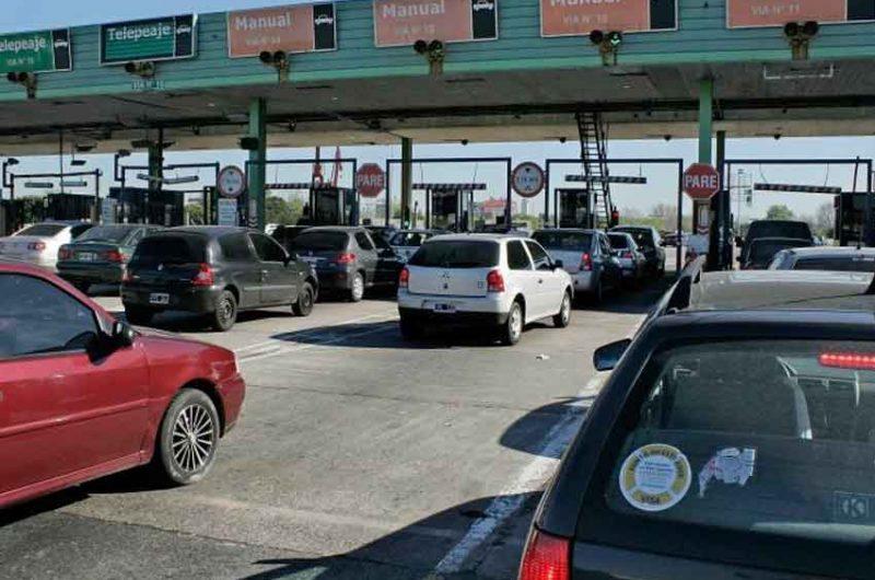 Aumentan los peajes de las autopistas de la Ciudad