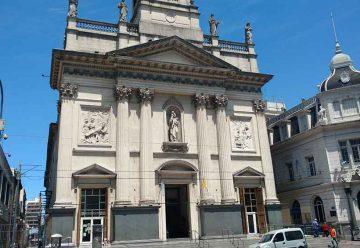 La Basílica de San José de Flores, corazón del barrio
