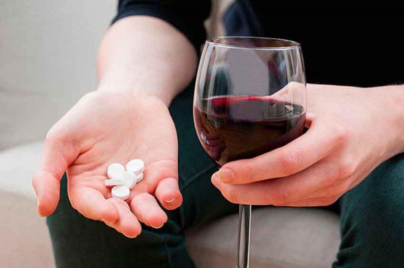 Los Fármacos más peligrosos de mezclar con alcohol