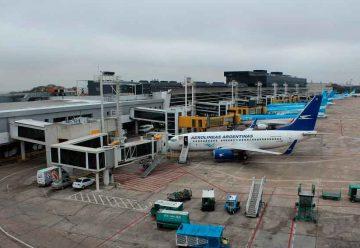 Récord de pasajeros de aviones en este verano