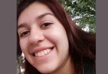 Piden colaboración para ubicar a una joven que desapareció en Flores