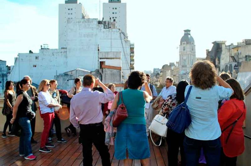 Miradores de Buenos Aires en Marzo