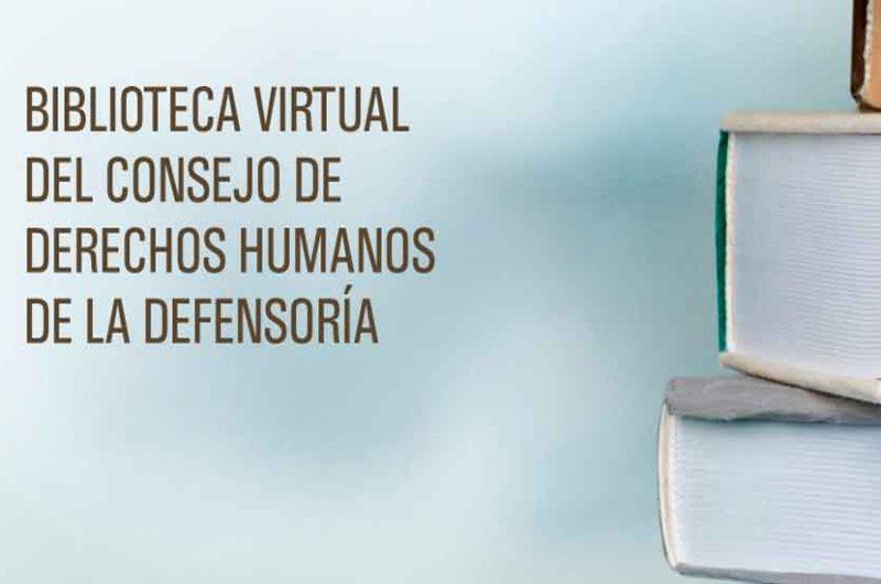 La Defensoría presenta una nueva plataforma digital