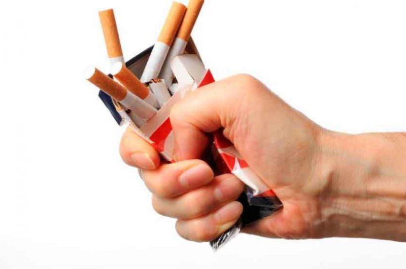 Como calmar la ansiedad de fumar