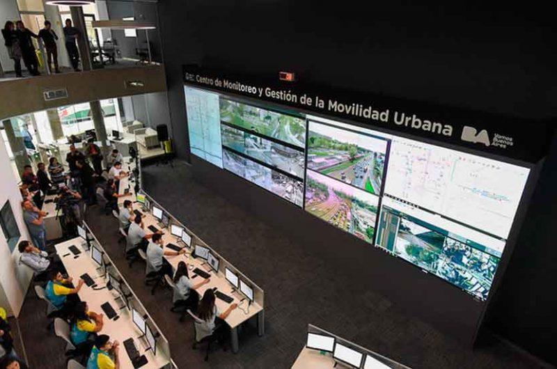 Nuevo Centro de Monitoreo y Gestión de la Movilidad Urbana