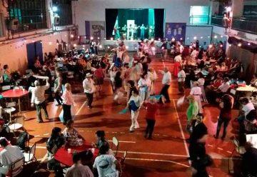 Gran cantidad de vecinosparticipan del Programa Cultural en Barrios