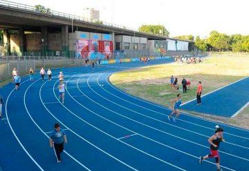 Día Mundial del Running en Parque Chacabuco