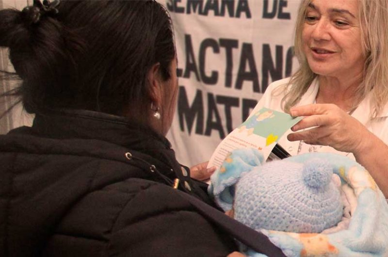 Semana mundial de lactancia materna 2018