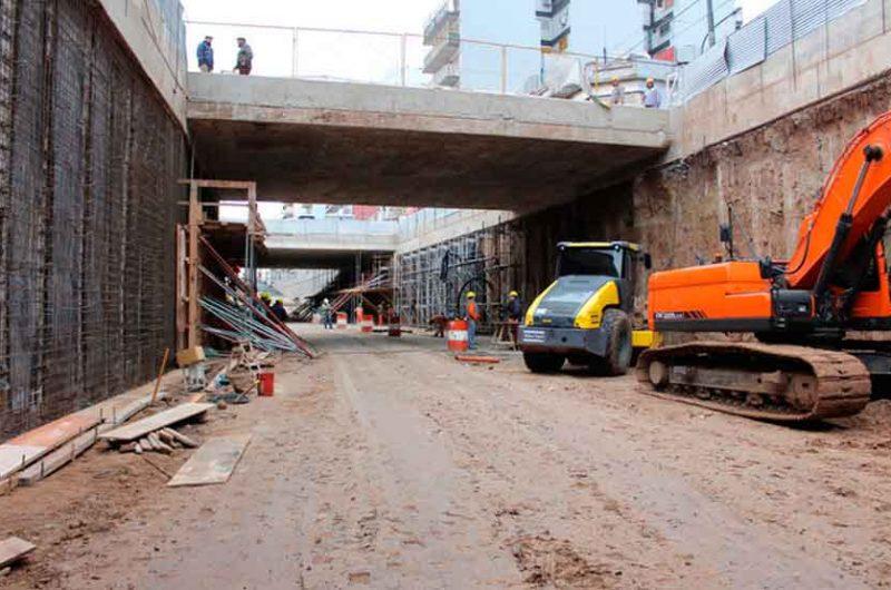 Dos nuevos pasos bajo nivel mejorarán el tránsito