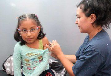 La vacunación es la única medida preventiva del sarampión