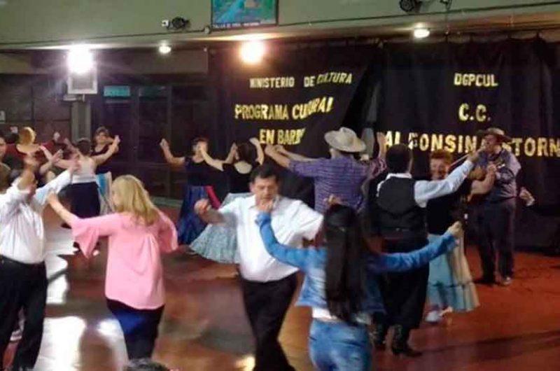 Agenda del Programa Cultural en Barrios