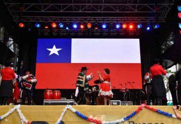 Más de 60 stands en Buenos Aires Celebra Chile