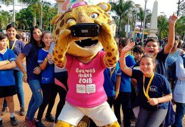 La Llama Olímpica llega al fin del mundo