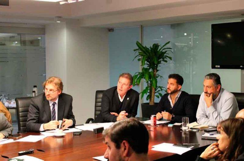 El CESBA recibió a más de 20 federaciones deportivas