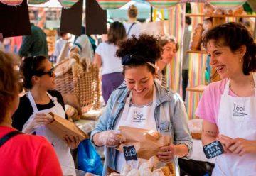 Buenos Aires Market llega a Parque Saavedra