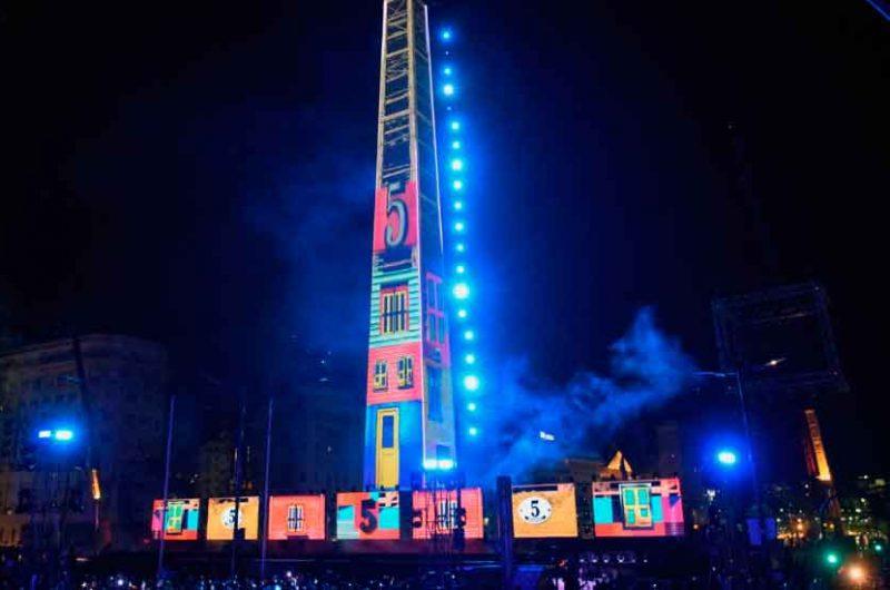 Buenos Aires se transformó en la capital del olimpismo