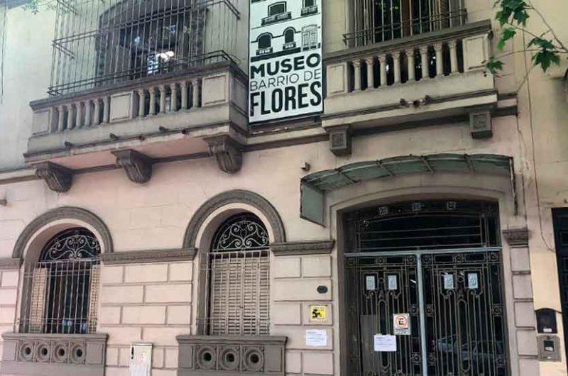 El barrio de Flores tendrá su propio museo
