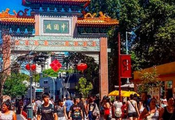 Empiezan el año nuevo chino y el carnaval porteño