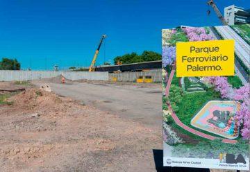 Se construirá el Parque Ferroviario Palermo