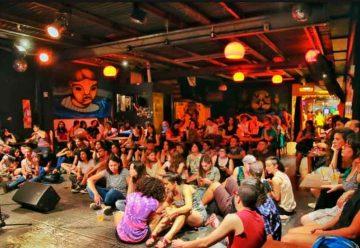 La ciudad vivió su primera maratón de clubes de música