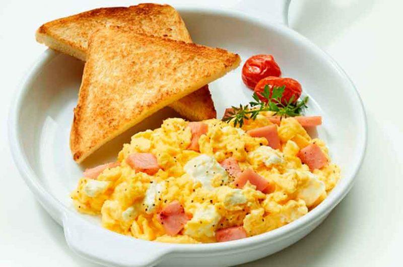 Desayunos rápidos diferentes y saludables