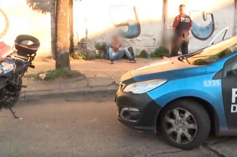 La Policía de la Ciudad detuvo a dos ladrones de autos