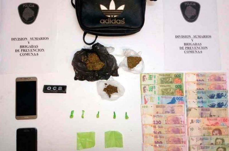 Policía de la Ciudad capturó a banda de «Narco Delivery»