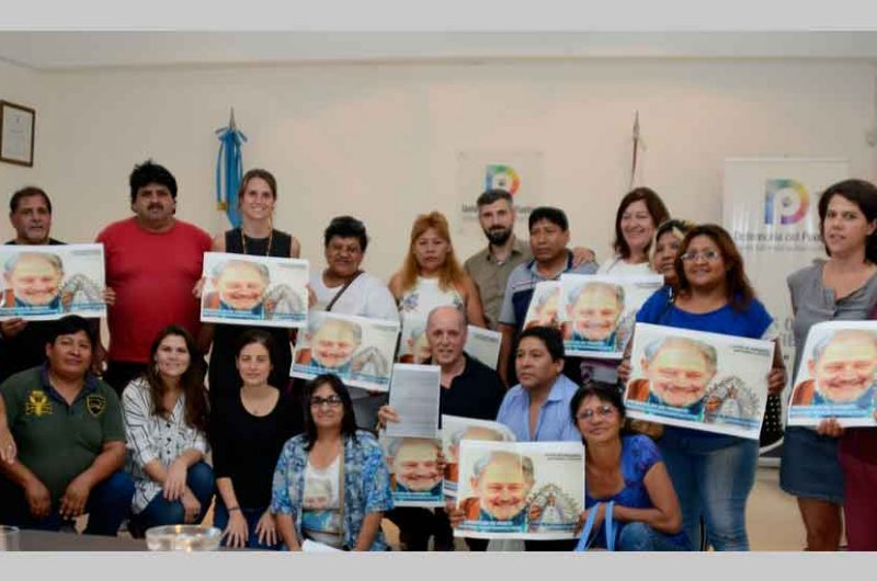 Para que la Villa 1-11-14 se llame Barrio Padre Rodolfo Ricciardelli