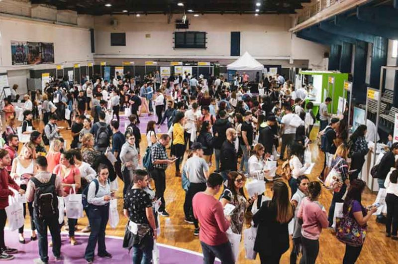 Expo Empleo Barrial estuvo en Villa Pueyrredón