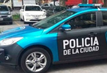 La Policía de la Ciudad detuvo a un ladrón de comercios