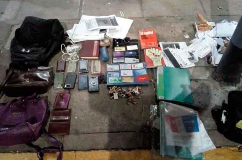 La Policía capturó banda de ladrones en Caballito