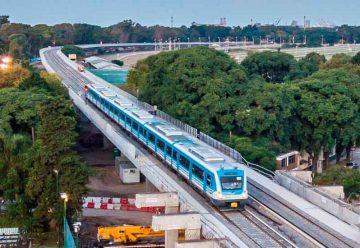 El Viaducto Mitre se inaugurará mañana al mediodía